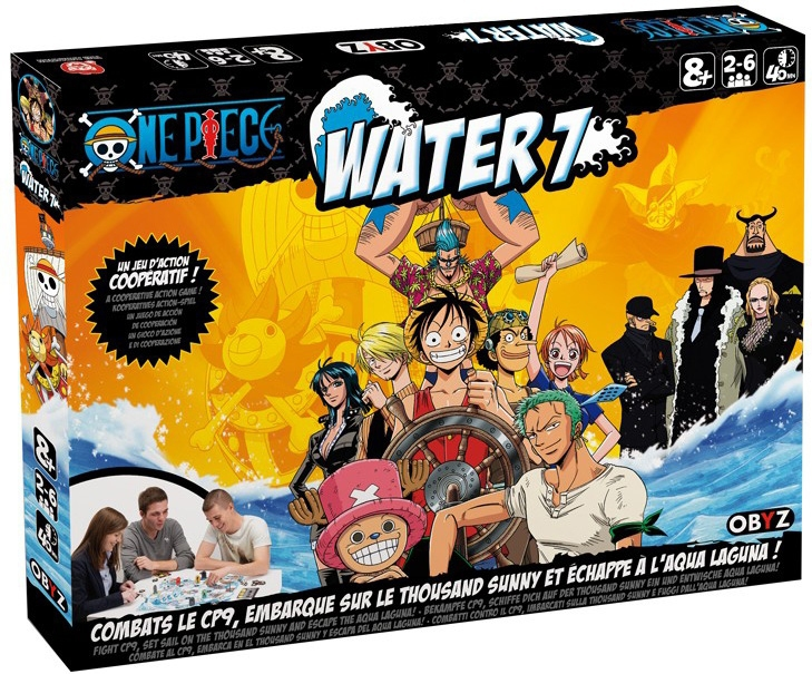Water 7 - One Piece pas cher