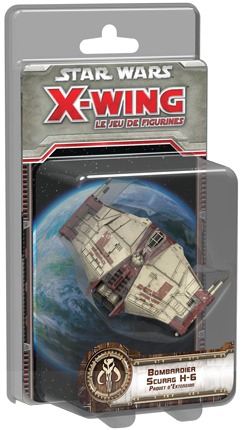 X-Wing : Bombardier Scurrg H-6 pas cher