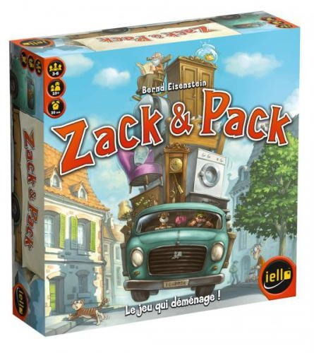 Zack & Pack pas cher
