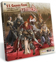 Zombicide - Black Plague : Extra Games Tiles Pack