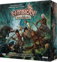Zombicide - Black Plague : Wulfsburg