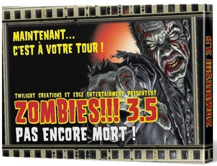 Zombies!!! 3.5 : Pas Encore Mort ! pas cher