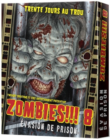 Zombies!!! 8 : Évasion de Prison pas cher
