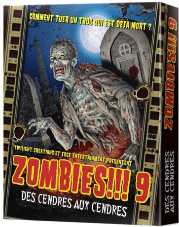 Zombies!!! 9 : Des Cendres aux Cendres pas cher