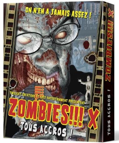 Zombies!!! X : Tous Accros ! pas cher