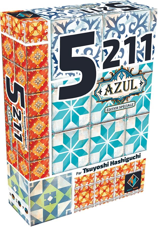 5211 : Azul Edition