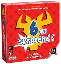 6 Qui Surprend !