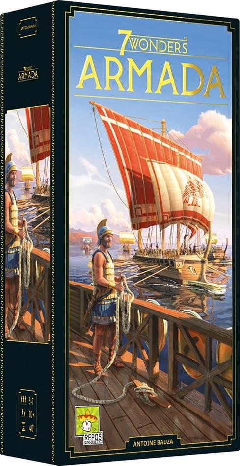 7 Wonders : Armada