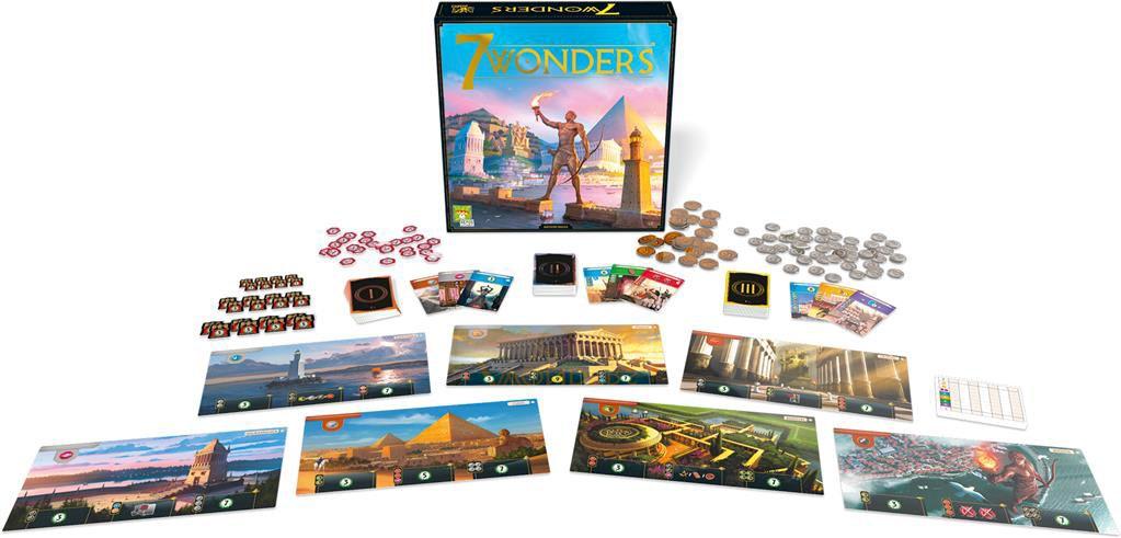 7 Wonders (Nouvelle Édition 2020)