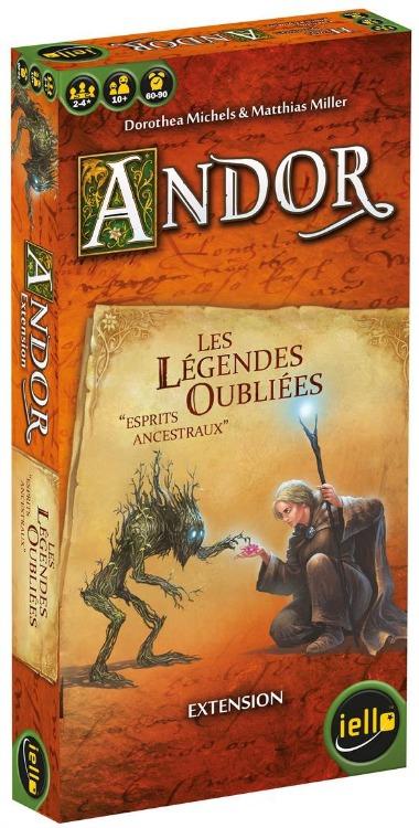 Andor : Les Légendes Oubliées