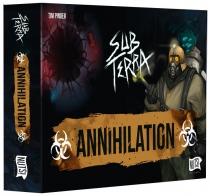 Annihilation - Extension 2 Sub Terra
