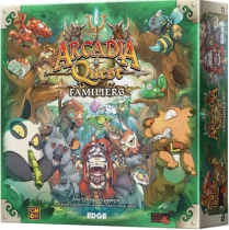 Arcadia Quest : Familiers