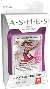 Ashes : Duchesse de l\\\\\\\'Illusion