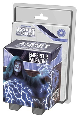 Assaut sur l\\\\\\\'Empire : Empereur Palpatine