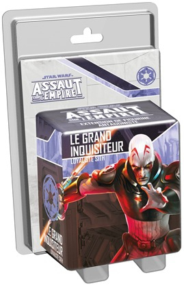 Assaut sur l\\\\\\\'Empire : Le Grand Inquisiteur