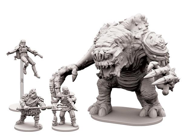 Assaut sur l\\\\\\\'Empire : Le Royaume de Jabba