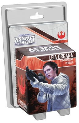 Assaut sur l\\\\\\\'Empire : Leia Organa