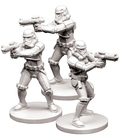 Assaut sur l\\\\\\\'Empire : Stormtroopers