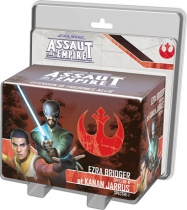 Assaut sur l\\\'Empire : Ezra Bridger et Kanan Jarrus
