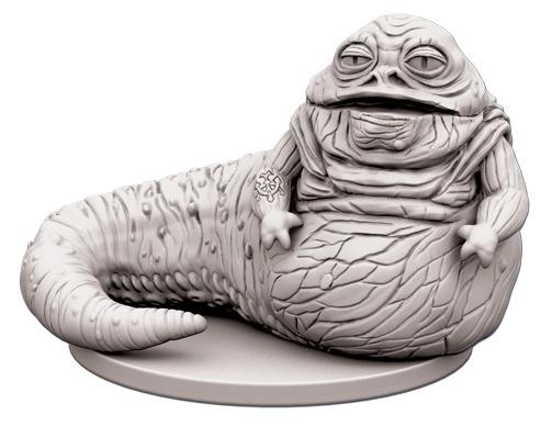 Assaut sur l\'Empire : Jabba le Hutt