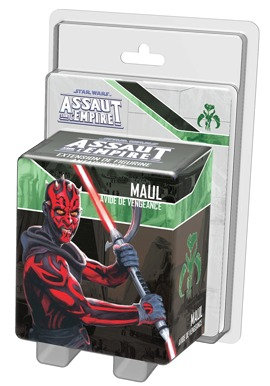 Assaut sur l\'Empire : Maul