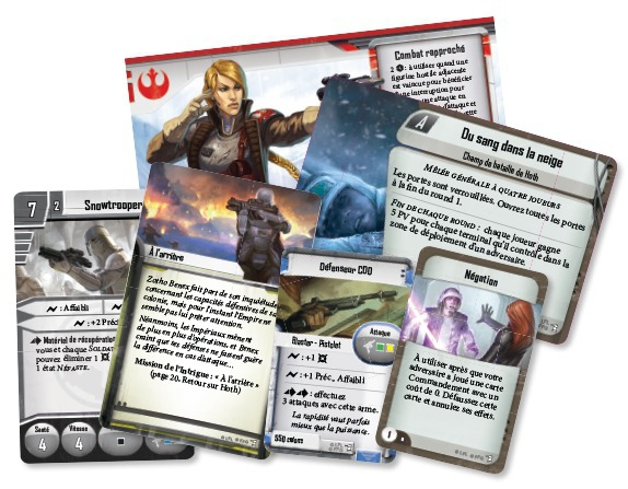 Assaut sur l\'Empire : Retour sur Hoth