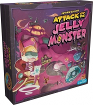 Attack of the Jelly Monster