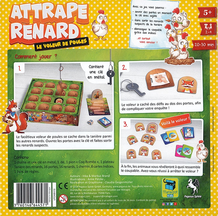 Attrape Renard