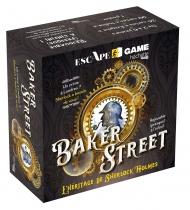 Baker Street - L\'héritage de Sherlock Holmes - Escape Game