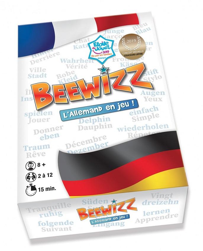 Beewizz - L\'Allemand en jeu !