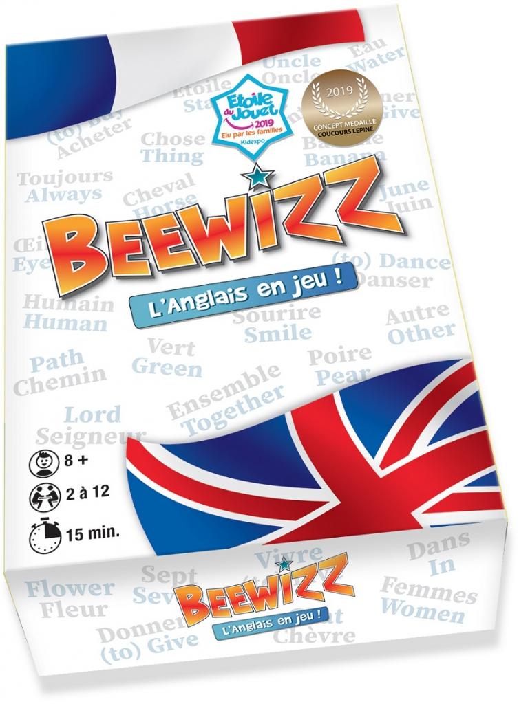 Beewizz - L\'Anglais en jeu !