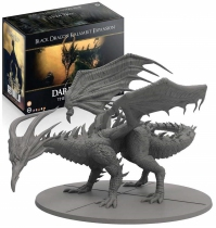 Black Dragon Kalameet - Extension Dark Souls