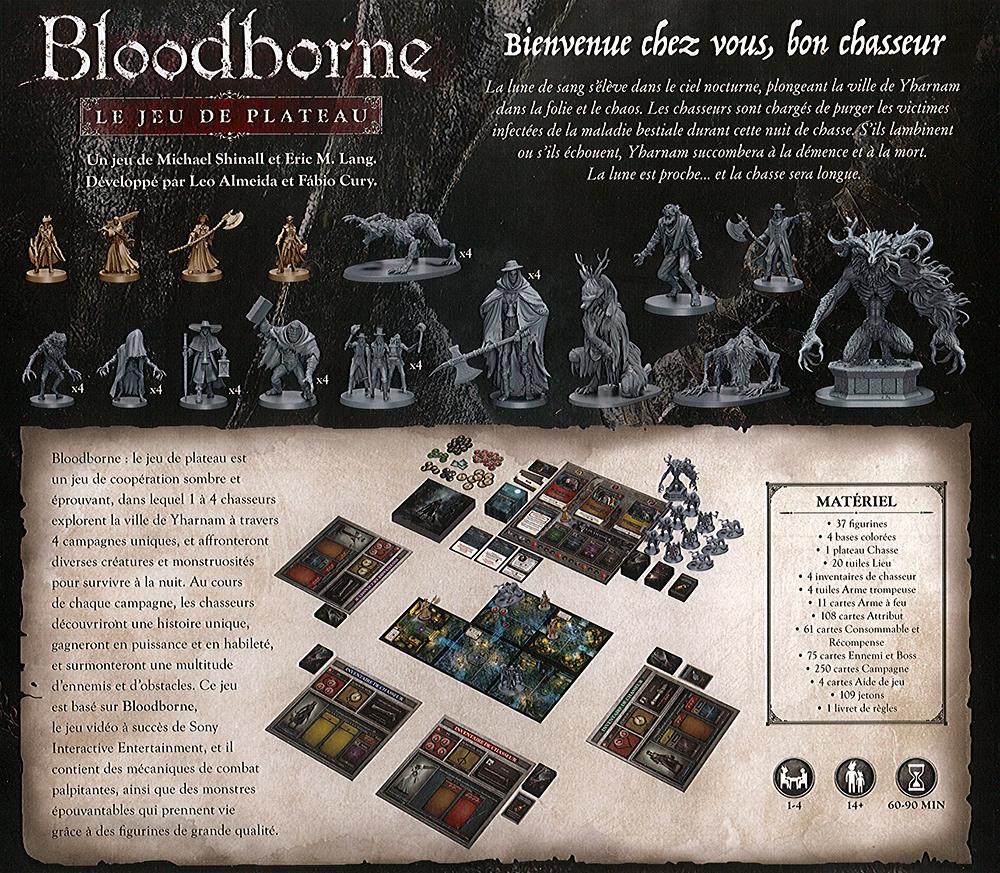 Bloodborne : Le Jeu de Plateau