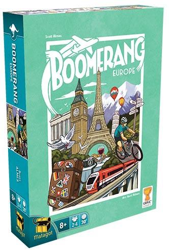 Boomerang : Europe