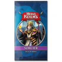 Booster Sorcier - Hero Realms