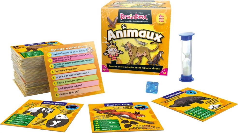 BB Animaux materiel