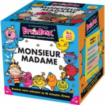 BrainBox Monsieur Madame