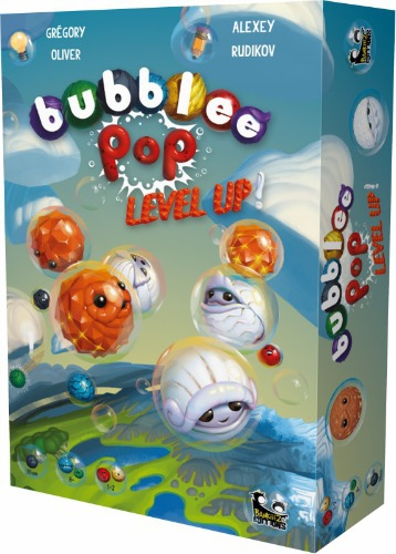 Bubblee Pop - Level Up!