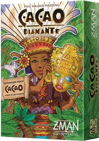 Cacao : Diamante