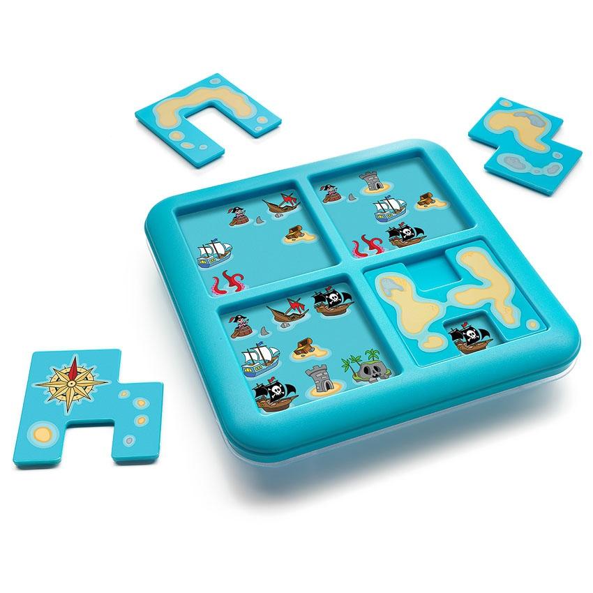 cache cache pirates junior jeu smart games boutique. Black Bedroom Furniture Sets. Home Design Ideas