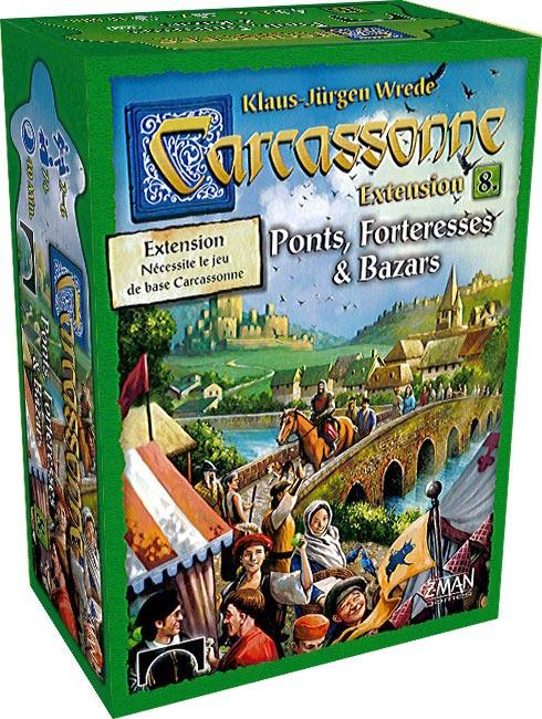 Carcassonne - Bazars, Ponts et Forteresses