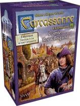Carcassonne - Comte, roi et Brigand