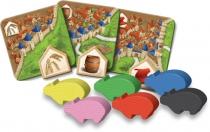 Carcassonne : Marchands & Bâtisseurs
