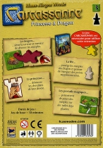Carcassonne : Princesse et Dragon