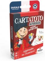 Cartatoto - Anglais (CP-CE1-CE2)