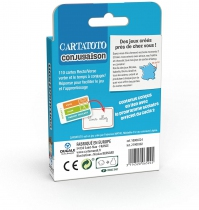 Cartatoto - Conjugaison (CP-CE1-CE2)