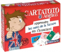 Cartatoto Anglais2 410086 box