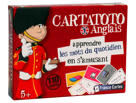 Cartatoto Anglais1 410061 box