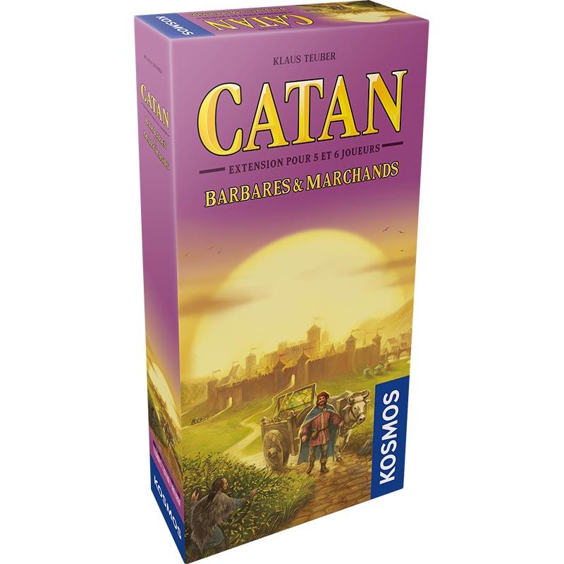 Catan : Barbares et Marchands (5/6 joueurs)