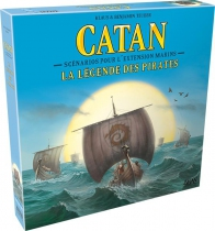 Catan : La Légende des Pirates